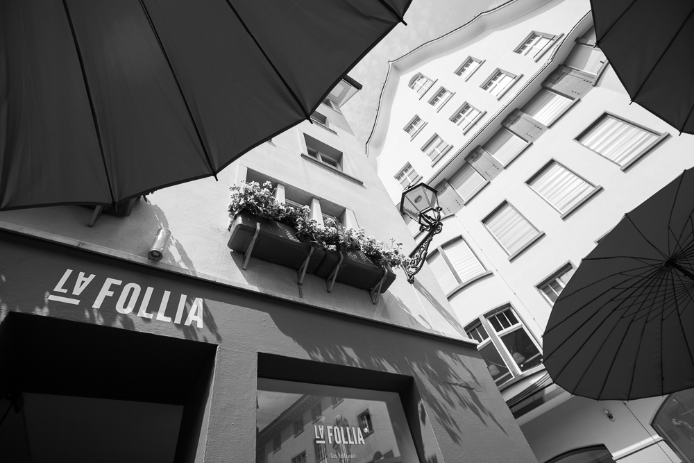 la follia . bar und restaurant