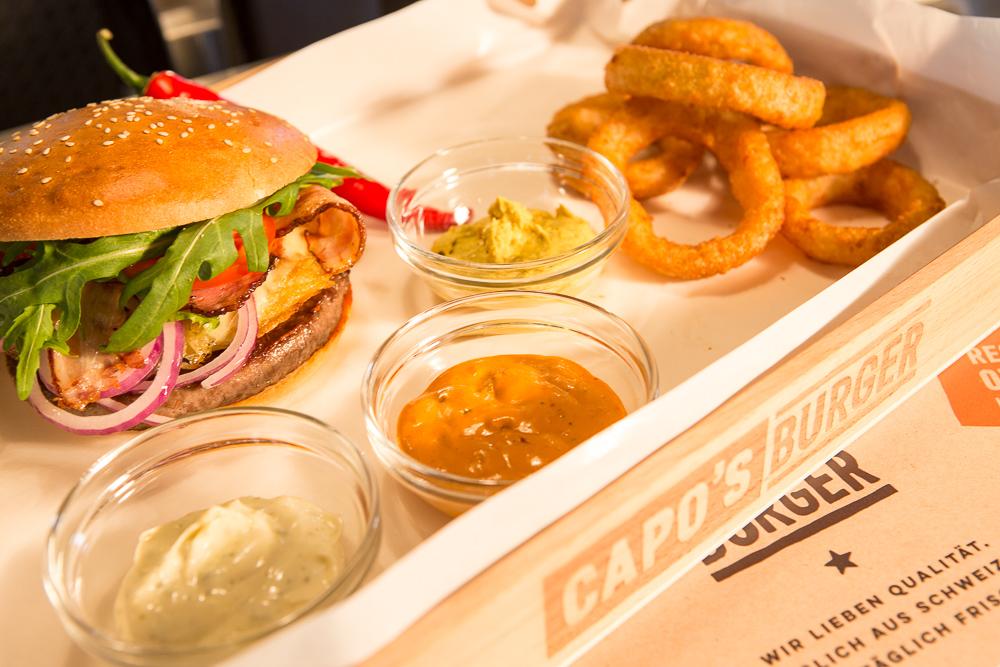 capo's burger