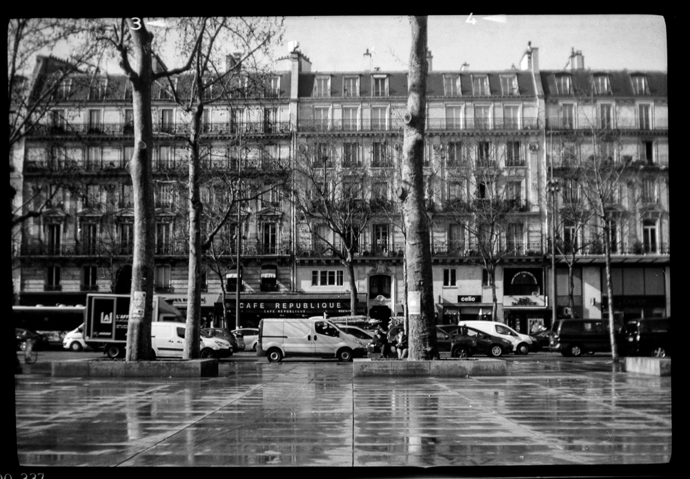 paris analog