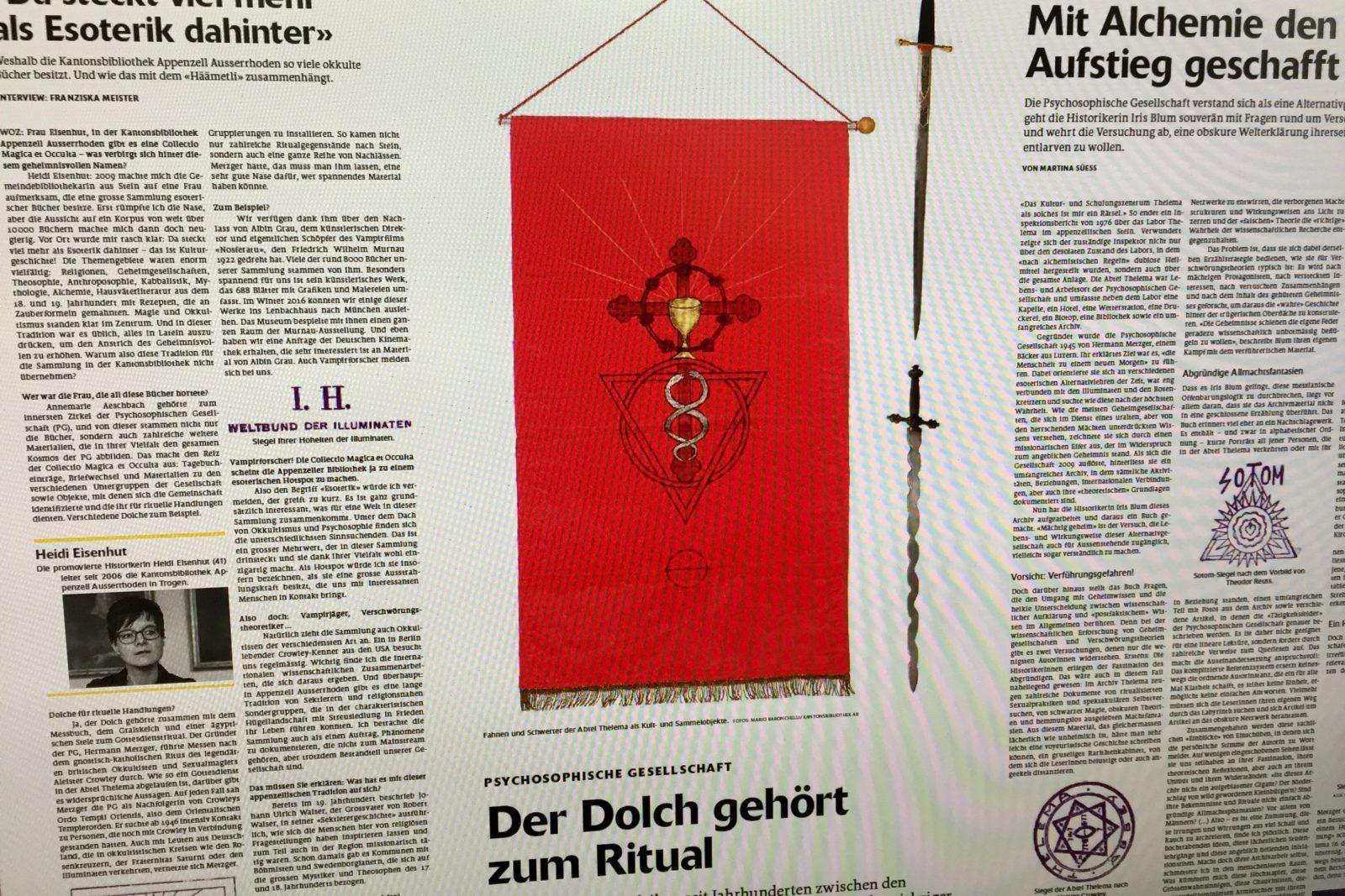 WOZ: collectio magica et occulta