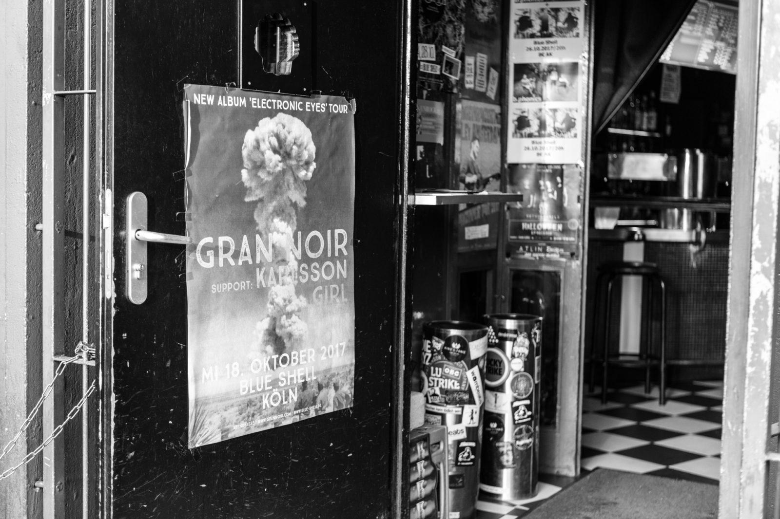 reportage: gran tour mit gran noir