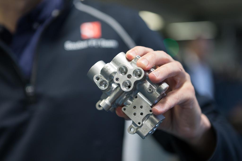 Zu Besuch bei Sauber Motorsport