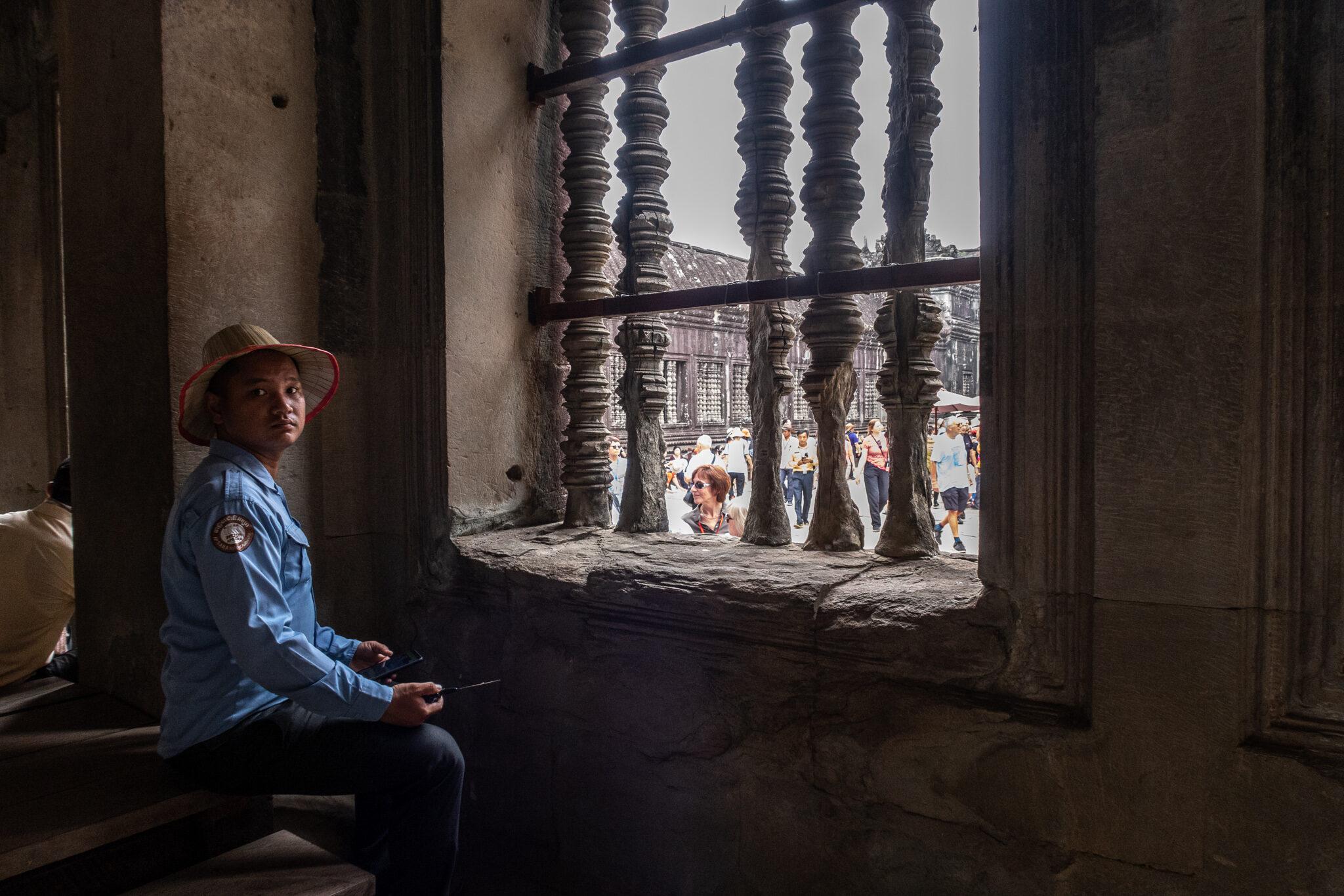 Die Wächter von Angkor Wat