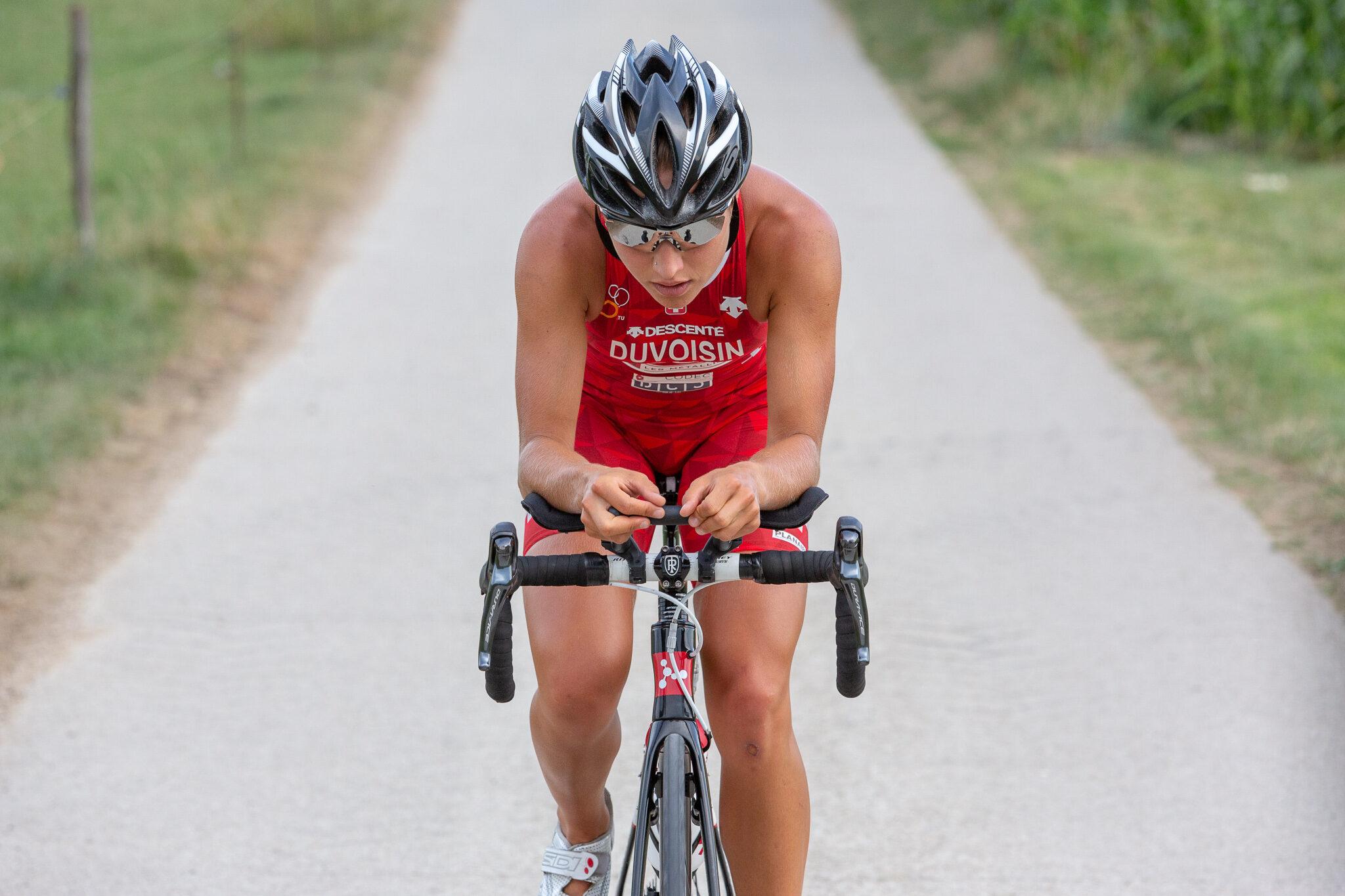 Loanne Duvoisin – Mademoiselle Triathlon