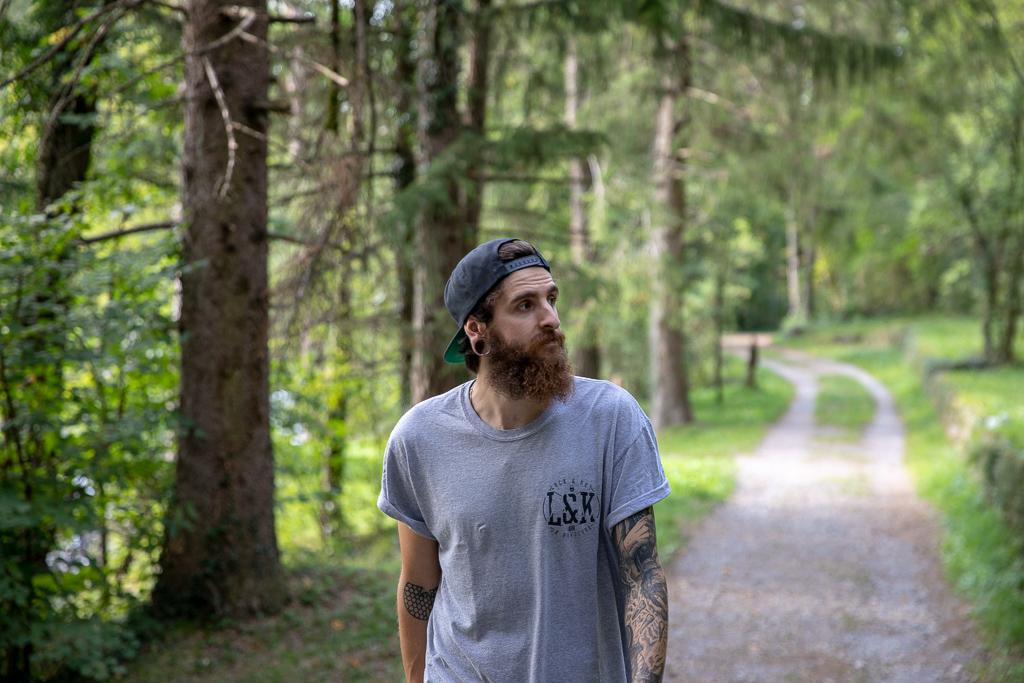 Finlay Sky Davey: Mut haben zum Anderssein