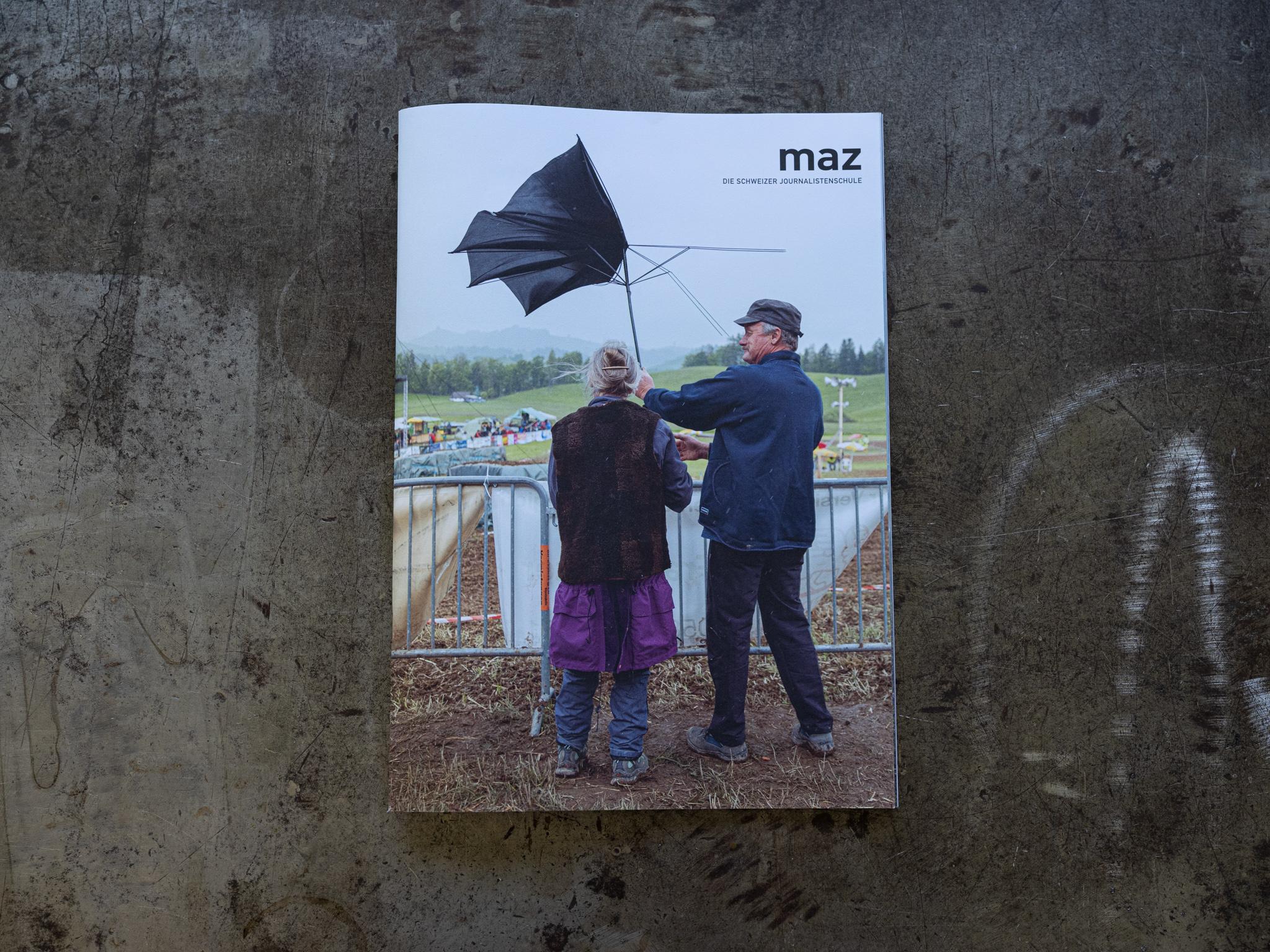 Jahresbericht MAZ – Schweizer Journalistenschule