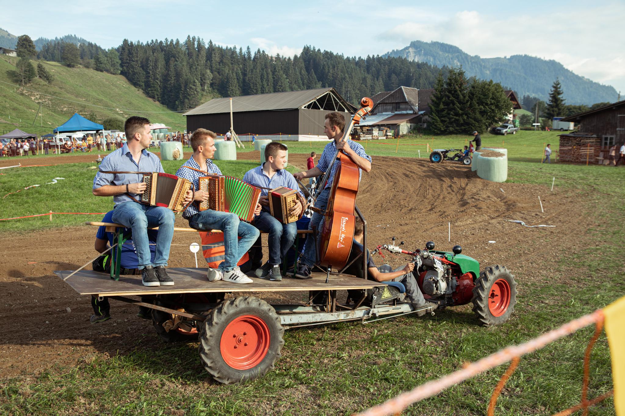 Einachserrennen Schweiz
