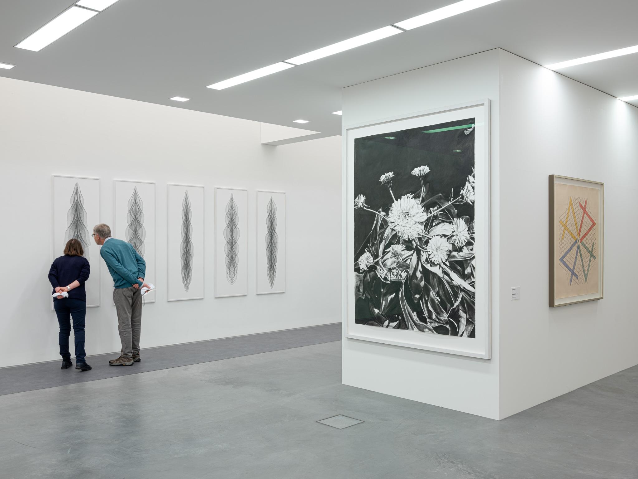 Kunsthalle Appenzell - Ausstellung Emma Kunz